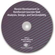 ACI-SP-287 Recent Development in Reinforced Concrete Slab Analysis, Design, and Serviceability