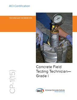 ACI-CP1PACK - Field Technician Study Package (ACI Certification)