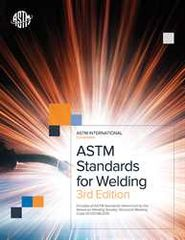 AWS- ASTMSW ASTM Standards for Welding, 3rd Edition