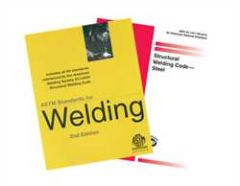 AWS- ASTMD1 ASTM Standards for Welding Plus AWS D1.1 Set