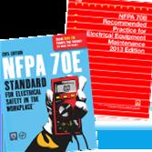 NFPA-SET170 2013 NFPA 70B and 2015 NFPA 70E® Set