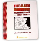 NFPA-RES23206 Fire Alarm Handbook: NICET Level 1 and 2 Element Review