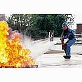 NFPA-VC69 Fire Extinguishers at Work Video