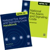 NFPA-72SET13 Fire Alarm & Signaling, Code and Handbook Set, 2013 Edition