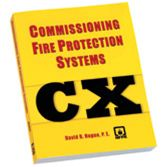 NFPA-CFPS05 Commissioning Fire Protection Systems