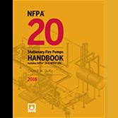 NFPA-20HB16K Stationary Fire Pumps Handbook