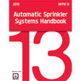 NFPA-13HBK13 - Automatic Sprinkler Systems Handbook (NFPA 13, 2013 Edition)