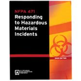 NFPA-471(02) Recommended Practice for Responding to Hazardous Materials Incidents (NFPA 471)
