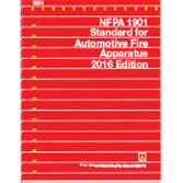 NFPA-1901(16): Standard for Automotive Fire Apparatus