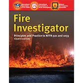 NFPA-921GD14 Fire Investigator: Principles and Practice to NFPA 921 and NFPA 1033