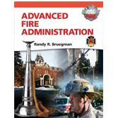 NFPA-RES33512 Advanced Fire Administration, First Edition