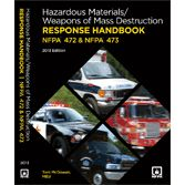 NFPA-472HB13 Hazardous Materials/Weapons of Mass Destruction Response Handbook, 2013 Edition