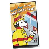 NFPA-VC84 Sparky Says: Join My Fire Safety Club (Video)