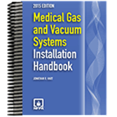 NFPA-MGHB(15) Medical Gas and Vacuum Systems Installation Handbook