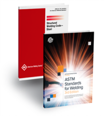 AWS-ASTMD1 ASTM STANDARDS FOR WELDING PLUS AWS D1.1/D1.1M:2015 SET