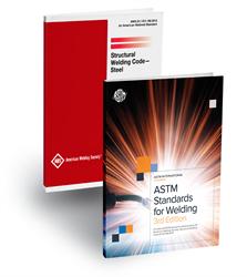 AWS-ASTMD1 ASTM STANDARDS FOR WELDING PLUS AWS D1.1/D1.1M:2015 SET