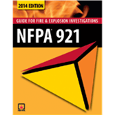 NFPA-921(14): Guide for Fire and Explosion Investigations