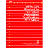 NFPA-1001(13): Standard for Fire Fighter Professional Qualifications