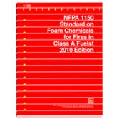NFPA-1150(10): Standard on Foam Chemicals for Fires in Class A Fuels