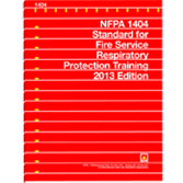NFPA-1404(13): Standard for Fire Service Respiratory Protection Training