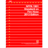 NFPA-1961-2013: Standard on Fire Hose