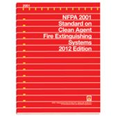 NFPA-2001(15): Standard on Clean Agent Fire Extinguishing Systems