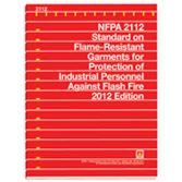 NFPA-2112(12): Standard on Flame-Resistant Garments for Protection of Industrial Personnel Against Flash Fire