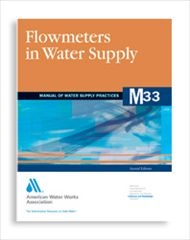 AWWA-M33 2006 Flowmeters in Water Supply, Second Edition