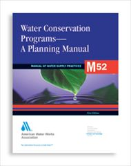 AWWA-M52 2006 Water Conservation Programs—A Planning Manual