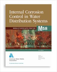 AWWA-M58 2011 Internal Corrosion Control in Water Distribution Systems