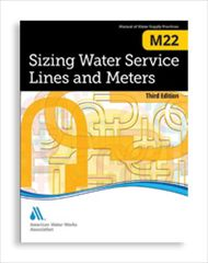 AWWA-M22 2014 Sizing Water Service Lines and Meters, Third Edition