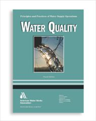 AWWA-1958 WSO: Water Quality, Fourth Edition