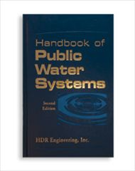 AWWA-20479 2001 Handbook of Public Water Systems, Second Edition