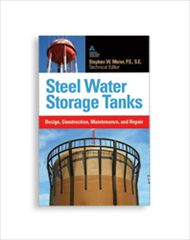 AWWA-20534 Steel Water Storage Tanks: Design, Construction, Maintenance, and Repair
