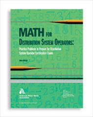 AWWA-20628 Math for Distribution System Operators