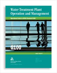 AWWA-20643 Operational Guide to AWWA Standard G100: Water Treatment Plant Operation and Management