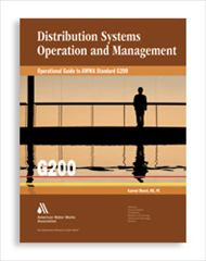 AWWA-20659 Operational Guide to AWWA Standard G200: Distribution Systems Operation and Management