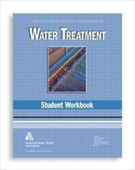 AWWA-1966 WSO: Water Treatment Student Workbook, Fourth Edition