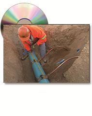 AWWA-64323 Water Distribution Operator Training: Water Mains DVD