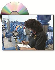 AWWA-64326 Water Distribution Operator Training: Pumps and Motors DVD