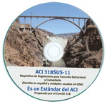 ACI-318S-11 Spanish Version (Metric): Building Code Requirements for Structural Concrete and Commentary CD