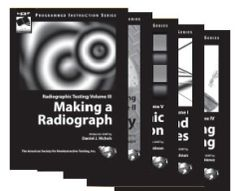 ASNT-1531-PK Personnel Training Publications: Radiographic Testing (RT) Programmed Instruction Series