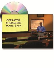 AWWA-64128 Operator Chemistry Made Easy II DVD
