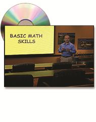 AWWA-64127 Operator Math Made Easy DVD