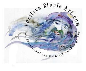 Positive Ripple Art