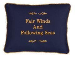 Item # P019 Fair winds & following seas.