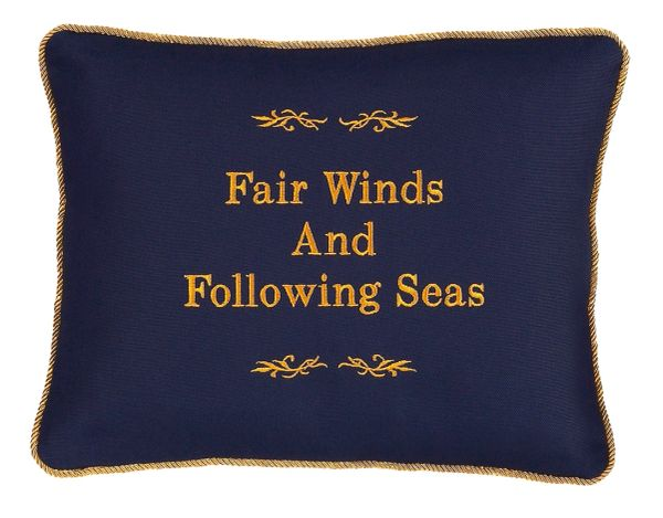 Item # P019 Fair winds & following seas.
