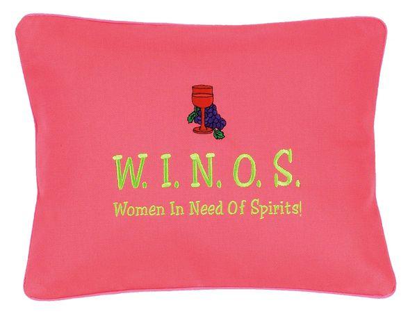 Item # P776 W.I.N.O.S. Women in need of spirits!