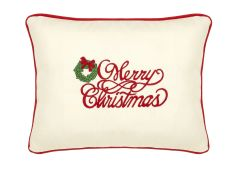 Item # P053 Merry Christmas (With Wreath)
