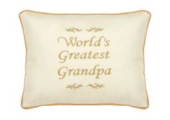 Item # P104 Worlds greatest Grandpa.